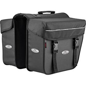 Norco Orlando Twin-Box Gepäckträgertasche schwarz/grau